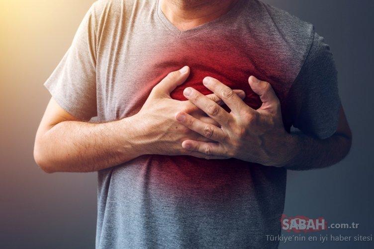 Uzmanlar uyardı! Kalp krizinin 7 kritik belirtisine dikkat