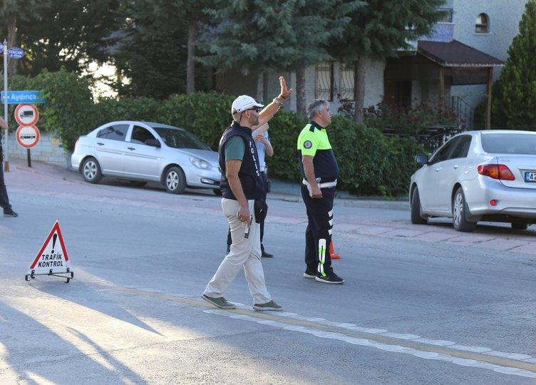 Son dakika... Konya'daki DEAŞ hücre evine nefes kesen operasyon