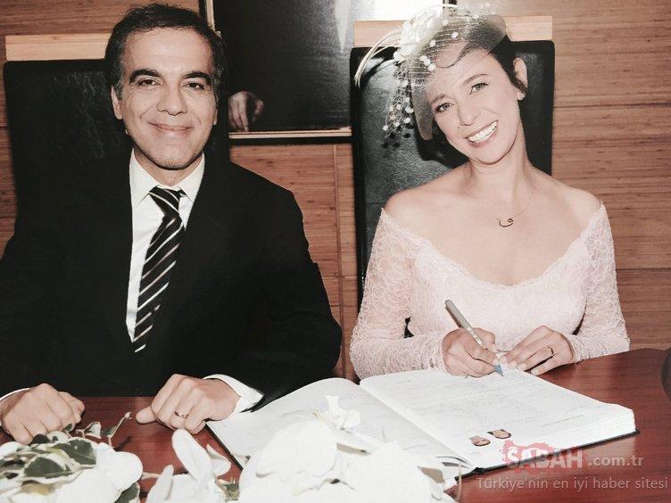ATV'nin Gel Dese Aşk dizisinin Yasemin Düdenli'si Şebnem Bozoklu bakın kimle evli!