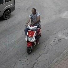Antalya'da elektrikli bisikletli sapık korkusu