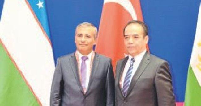 Gaziantep'in yeni kardeşi Urumçi
