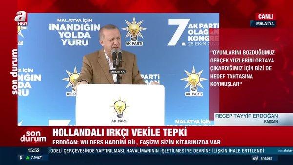 Son dakika... Cumhurbaşkanı Erdoğan'dan ABD'nin skandal açıklamalarına sert cevap