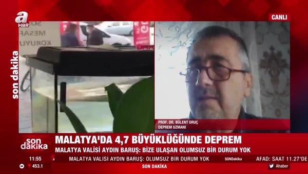 Son dakika! Malatya'da daha büyük bir deprem bekleniyor mu? Deprem Uzmanı Prof. Dr. Bülent Oruç'tan flaş uyarı | Video