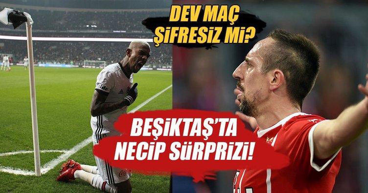 Beşiktaş Bayern Münih maçı bugün hangi kanalda saat kaçta başlıyor?