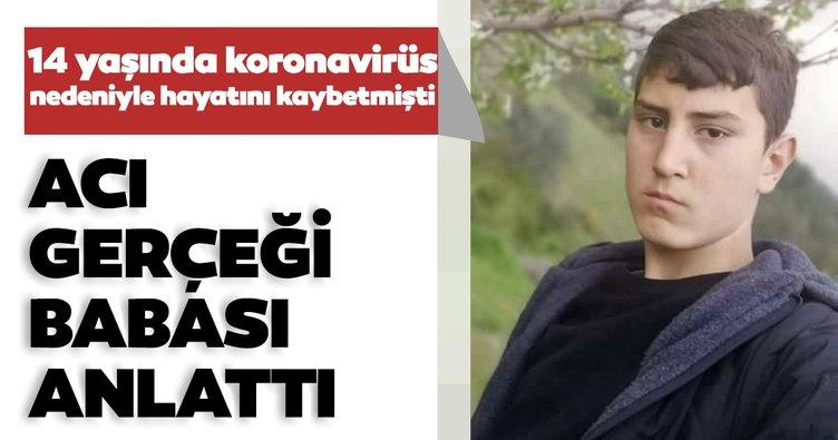 Son dakika haberleri... Koronavirüsten ölen 14 yaşındaki Mehmet Ali ile ilgili gerçek ortaya çıktı