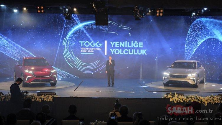 Türkiye'nin yerli otomobili TOGG'da bir ilk daha gerçekleşti: Bizi izlemeye devam edin