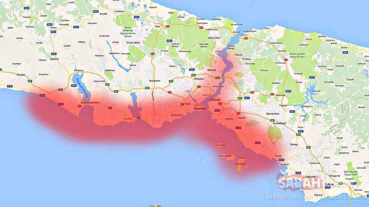 Kandilli'den Türkiye için korkutan deprem uyarısı