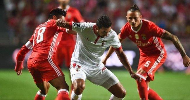 Beşiktaş'ın rakibi Benfica, haftayı lider kapattı!