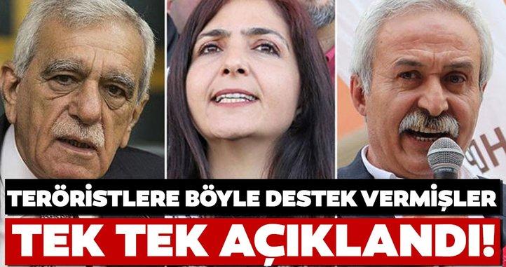 İçiÅ?leri BakanlıÄ?ı açıkladı! Ä°Å?te HDP'li Diyarbakır, Van ve Mardin BüyükÅ?ehir Belediyelerinin görevden alınma gerekçeleri