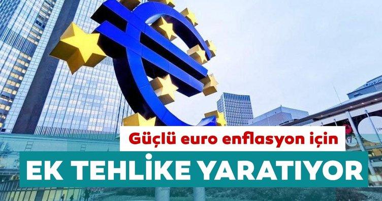 ECB tutanakları yayımlandı: Güçlü euro enflasyon için ek tehlike yaratıyor