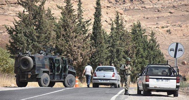 Mardin'de 5 terörist etkisiz hale getirildi