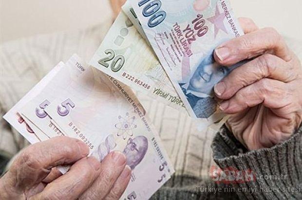 İşte SSK ve Bağ-Kur emeklilerine yapılacak zam oranı! Emekliye iki kat ek ödeme! Ek ödeme artışı ne kadar olacak?