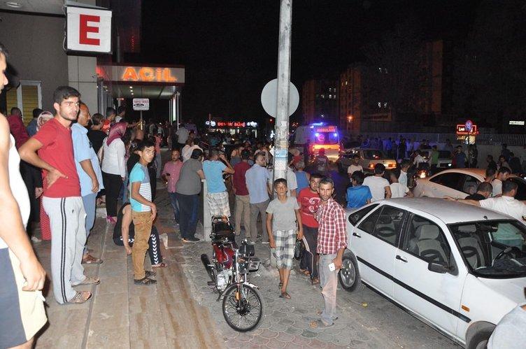 Gaziantep'teki hain saldırıdan ilk görüntüler!