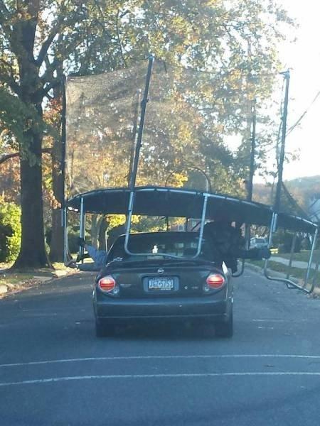 Yolların sıradışı şoförleri