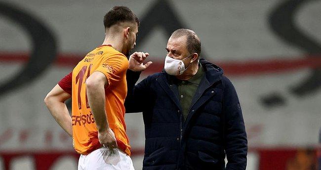 Galatasaray'ın gol umudu Halil Dervişoğlu!