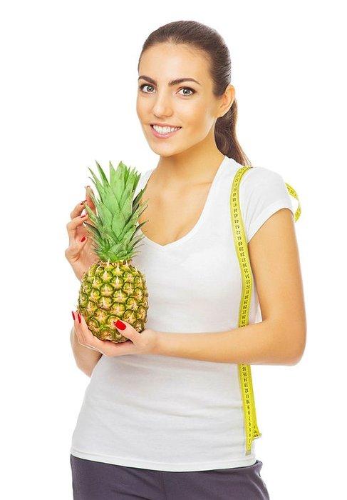 Ananasın kabuğunu sakın çöpe atmayın!