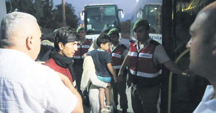 Kırklareli ve Aydın'da 153 sığınmacı yakalandı