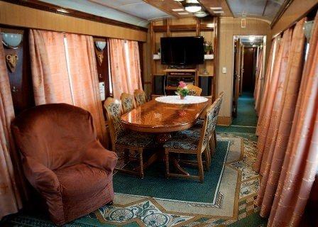 Daha önce böyle bir tren gördünüz mü?