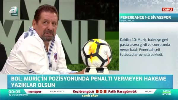 Erman Toroğlu'dan penaltı sözleri! Fenerbahçe...