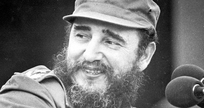 Dışişleri'nden Fidel Castro mesajı