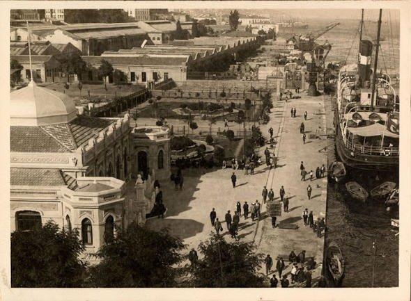 İşte İstanbul'un o tarihi kareleri arşivden çıktı