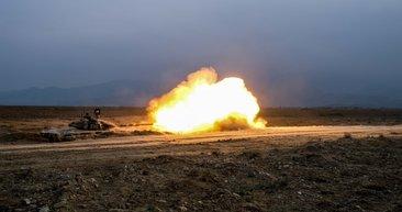 SON DAKİKA! İlk kez özel izinle görüntülendi; İşte işgalci Ermenistan'ı pişman eden Azerbaycan ordusu