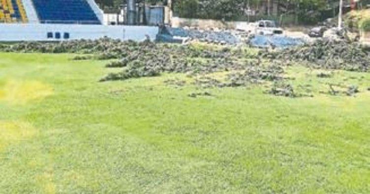 Menemenspor'un en büyük kozu stadı