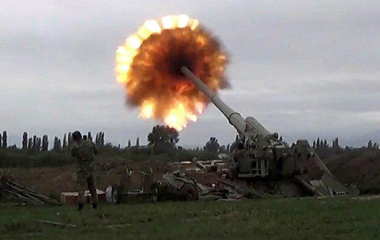 Son dakika haberi: Azerbaycan-Ermenistan hattında şiddetli çatışma! Ermeni güçlerinin bütün girişimleri geri püskürtüldü!