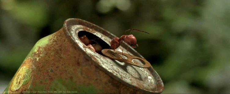 Minuscule: Kayıp Karıncalar Vadisi