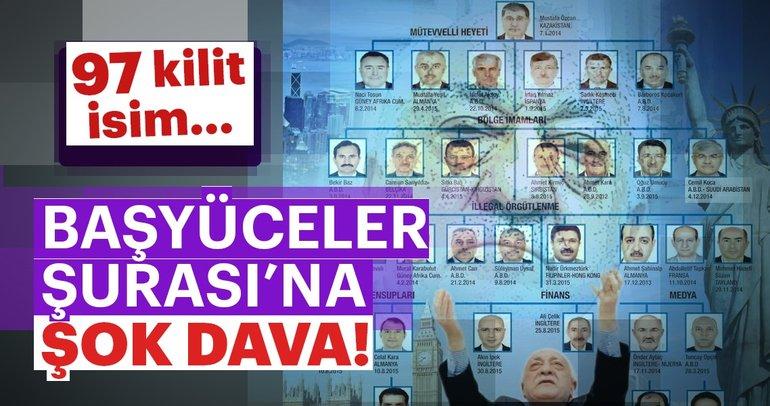 Son dakika: Başyüceler Şurası Başkanı Mustafa Özcan'a dava açıldı