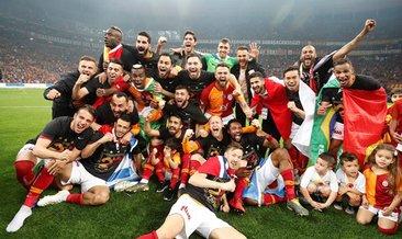Galatasaray o rekoru Fenerbahçe'nin elinden aldı!