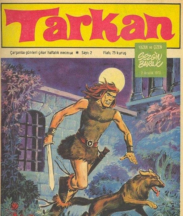 Türkiye'nin çizgi roman tarihi