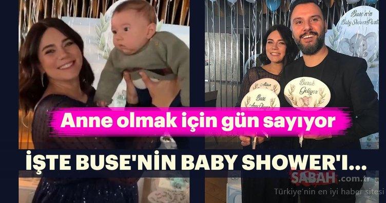 İşte Buse Varol Tektaş'ın Baby Shower'ı…