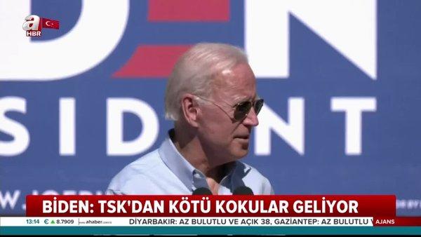 ABD Başkan Adayı Joe Biden ve Can Dündar'ın oğlu 15 Temmuz'u önceden aralarında konuşmuşlar | Video