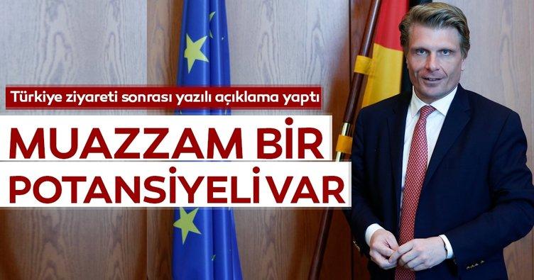 Almanya'dan Türkiye'ye büyük övgü