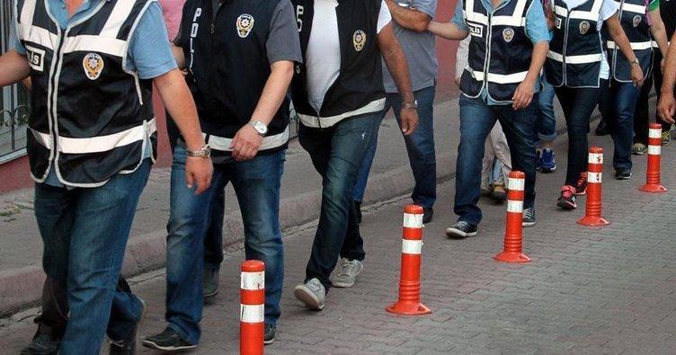 Balıkesir merkezli FETÖ/PDY operasyonunda 23 gözaltı