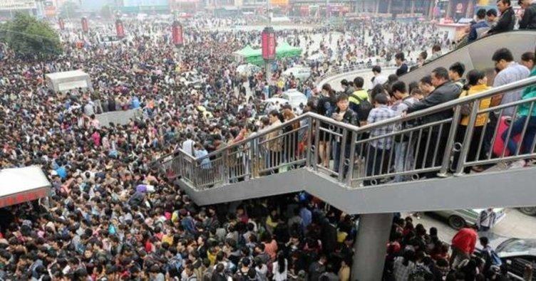 Çin'de son dönemlerin en büyük iç göçü yaşanıyor