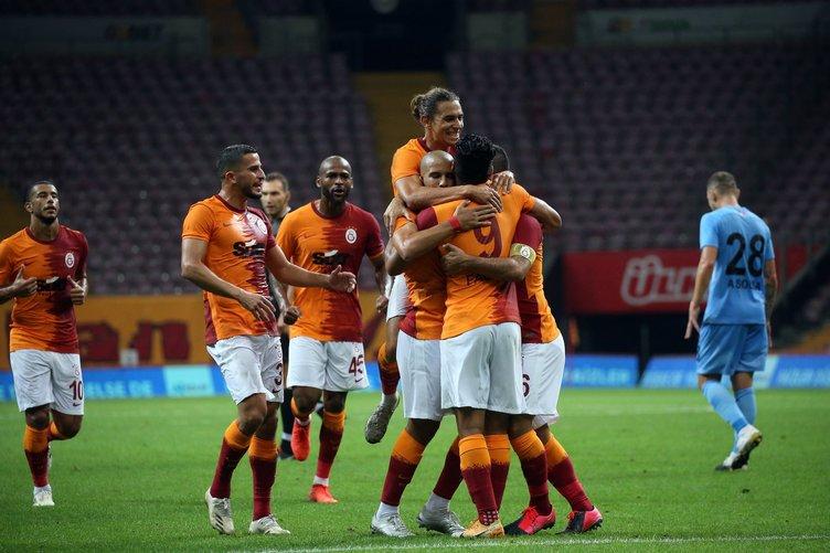 Galatasaray'da transferde dev tasarruf! 8 giden 7 gelen...