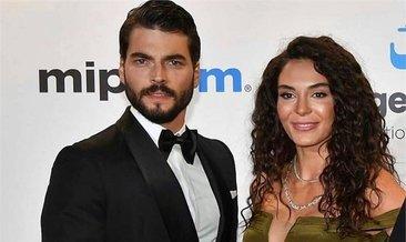 Hercai'nin Reyyan'ı Ebru Şahin Cannes pozlarıyla hayran bıraktı!