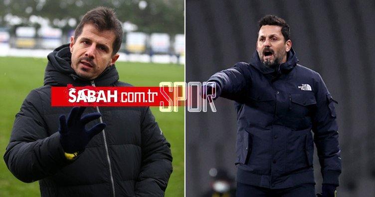 Son dakika: Samandıra'da Emre Belözoğlu - Erol Bulut zirvesi! Trabzonspor maçı sonrası...