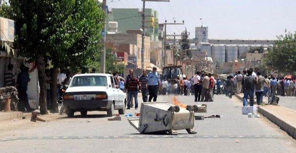 Şanlıurfa'da silahlı kavga
