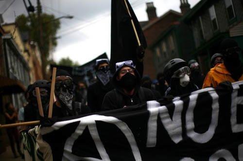 G - 20 öncesi büyük protestolar