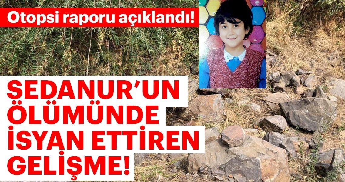 Son dakika haberi: Sedanur Güzel'in otopsi raporu açıklandı! Sedanur'un ölümünde kahreden detay! Sedanur'u kim öldürdü!