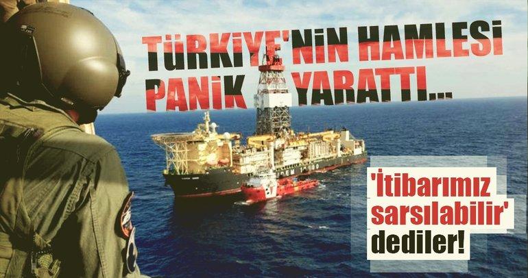 Türkiye'nin hamlesi panik yarattı... 'İtibarımız sarsılabilir' dediler