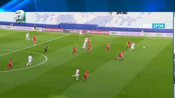 Türkiye 3-3 Letonya Maç özeti Tüm Goller izle! Dünya Kupası Elemeleri Türkiye 3-3 Letonya maçı tartışmalı pozisyonlar