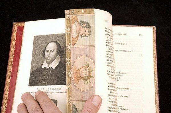 Kitap sayfalarına gizlenen resimler