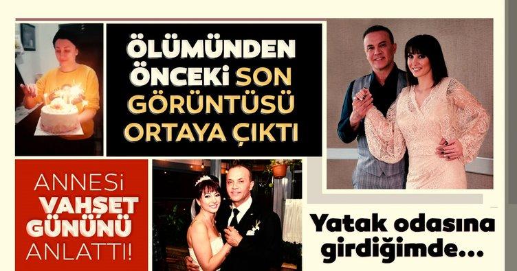 SON DAKİKA: Antalya'da doktor eşi katletmişti: Gamze Kaçar Bozkurt'un son görüntüsü ortaya çıktı!