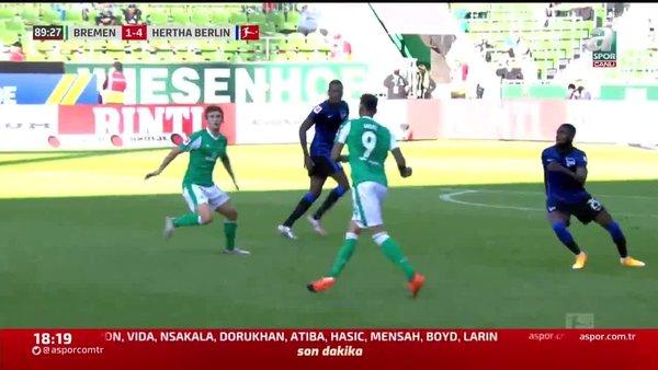 GOL | Werder Bremen 1-4 Hertha Berlin