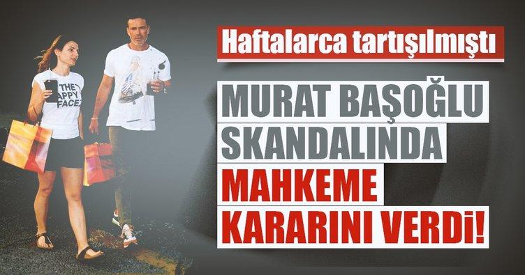 Murat Başoğlu ve yeğeni beraat etti