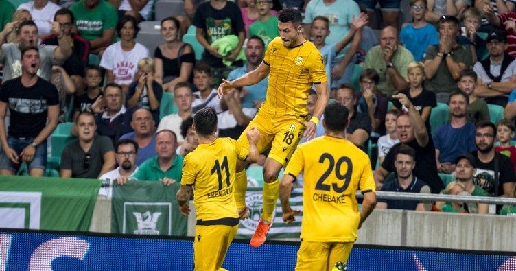 UEFA Avrupa Ligi: Yeni Malatyaspor, Adis Jahovic'le turladı